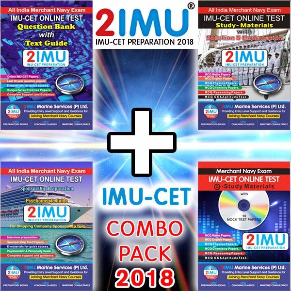 2IMU IMU CET Combo Pack